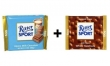 2 Bars of Ritter Sport Chocolate - Mixed