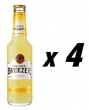 4 Bottles of Bacardi Breezer - Pineapple
