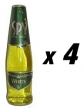 4 Bottles of Spy Wine Cooler - White