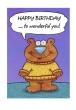Birthday Card (Printed) 1