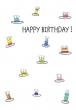 Birthday Card (Printed) 4