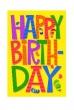 Birthday Card (Printed) 6