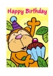 Birthday Card (Printed) 7