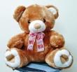 Brown Bear D Soft Toy (M)