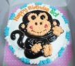 Cheeky Monkey Cake