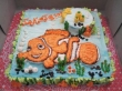 Clown Fish Cake (M)