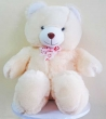 Cream Bear F Soft Toy (L)