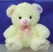 Cream Bear Soft Toy (M)