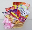 Gift Basket of Asian Savoury Snack Brands (M)
