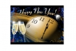 Happy New Year Card (Printed) A