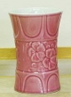 Red Ceramic Vase (L)