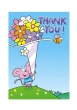 Thank You Card (Printed) 1