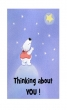 Thinking About You Card (Printed) 1