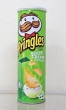 Tube of Pringle Potato Crisps - Sour Cream & Onion